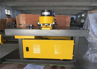 Hydraulic Metal Copper Cutting Machine , 750W Electric Portable Busbar Machine