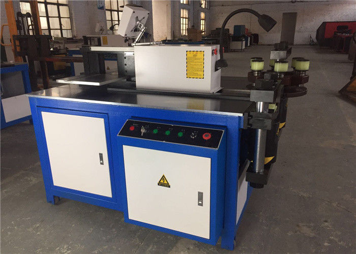 Manual Operate CNC Busbar Machine For Cutting Bending And Punching 16x200mm