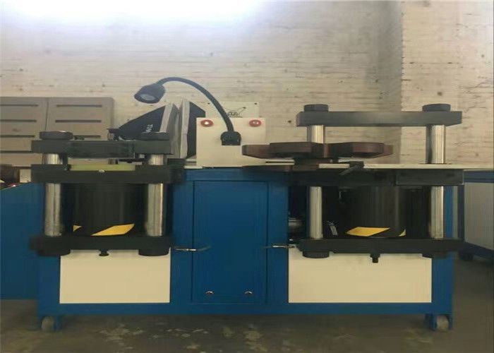 3 In 1 CNC Busbar Fabrication Machine , Metal Busbar Punching Bending Machine