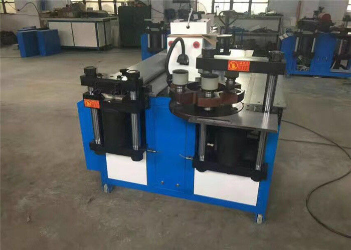 CNC Hydraulic Busbar Cutting Punching Bending Machine For Copper And Aluminum