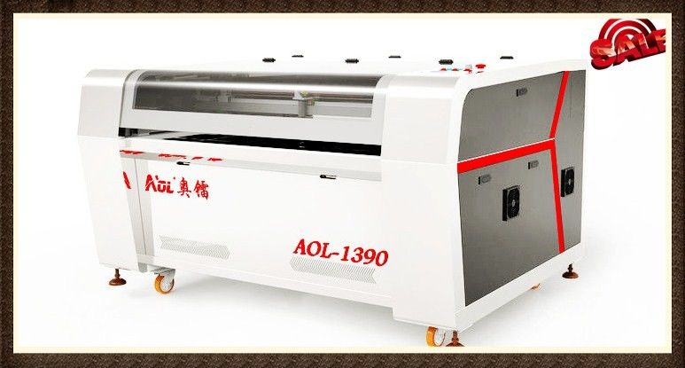 Water Cooling Auto Feeding Laser Cutting Machine With 1600x1000mm Working Area